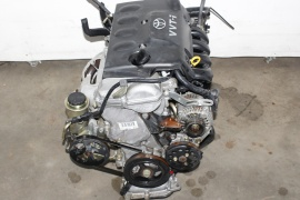 2000-2006 Toyota Yaris Echo Scion XA XB Engine 1.5L 4 CYL 1NZFE Vvti JDM