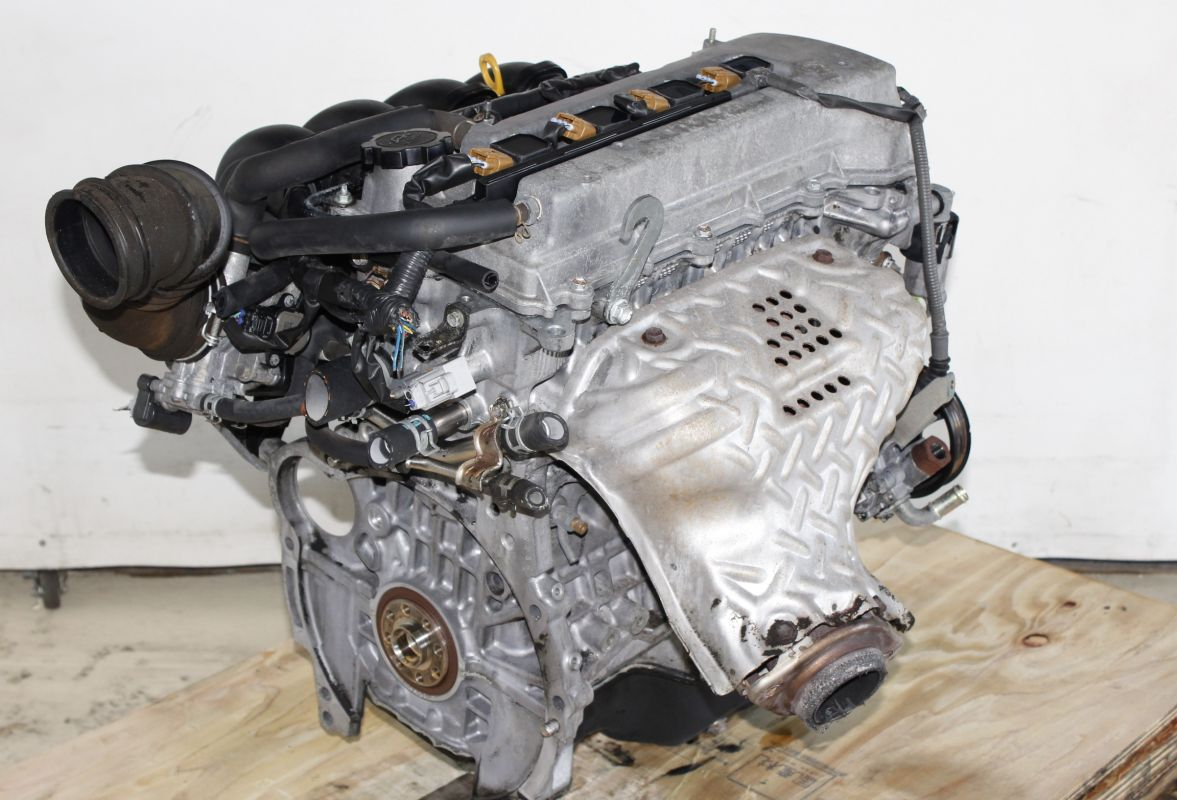 Jdm Honda H23a Dohc Vtec Engine Blue Top Accord Prelude
