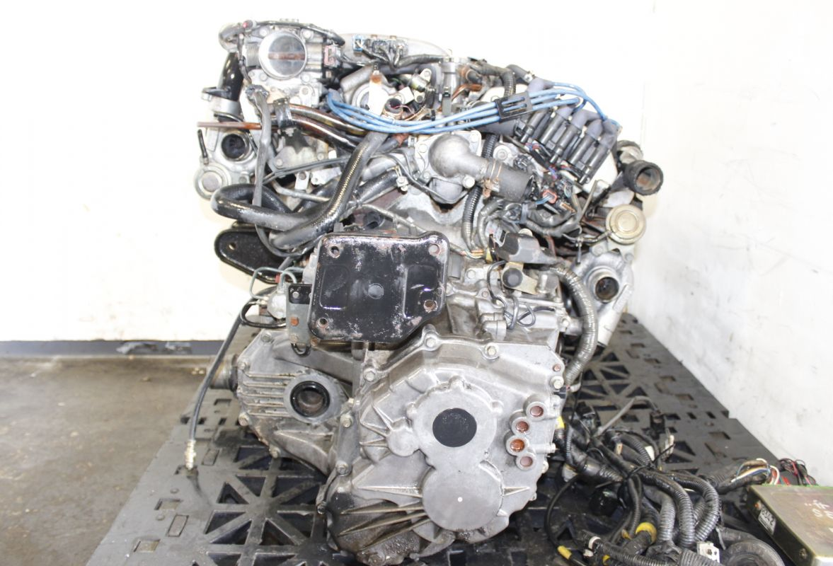 Jdm 94 97 Mitsubishi 3000gt Twin Turbo Engine 6 Speed