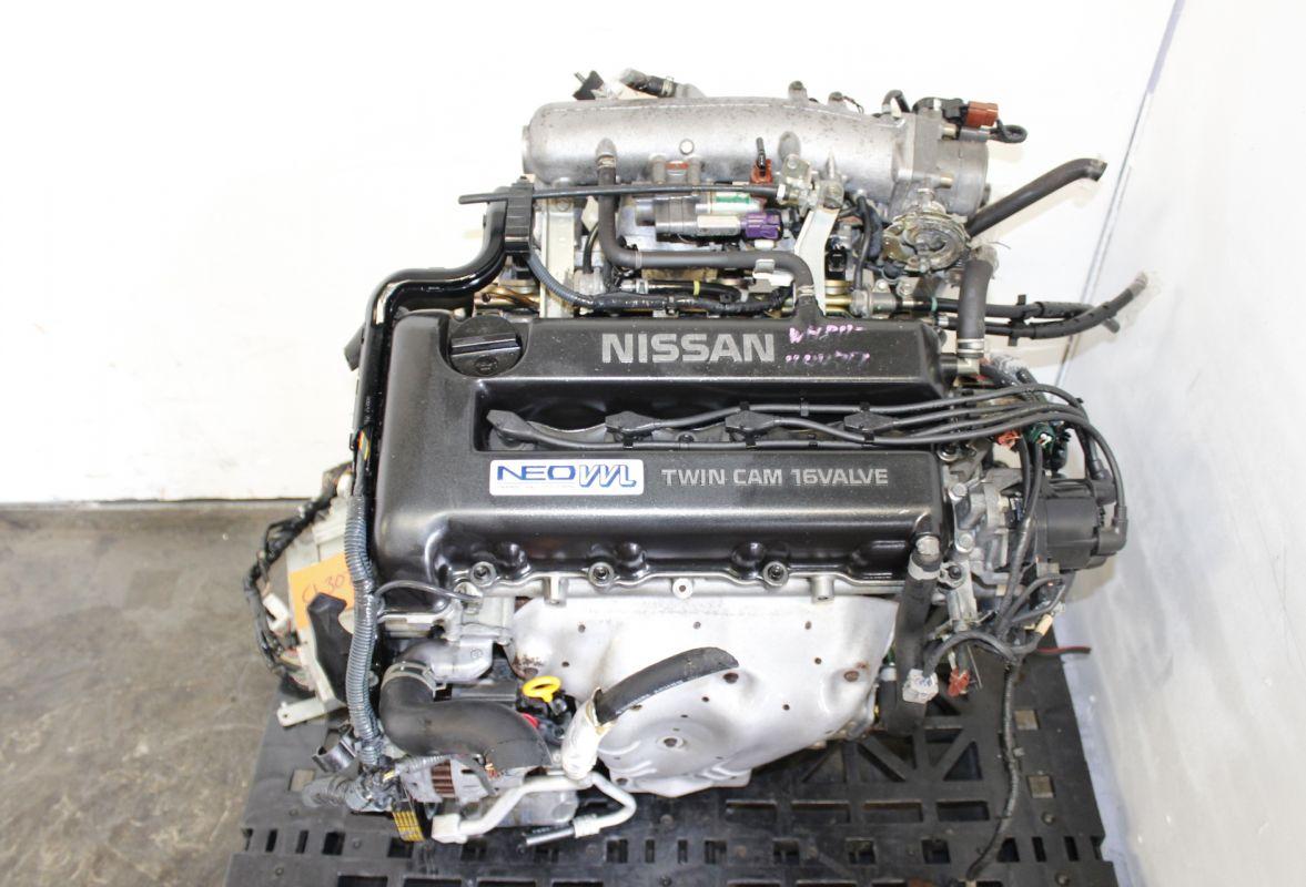 JDM NISSAN SR20 NEO VVL ENGINE SR20VE PRIMERA SENTRA 2.0L ...